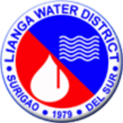 Lianga Water District Official Logo